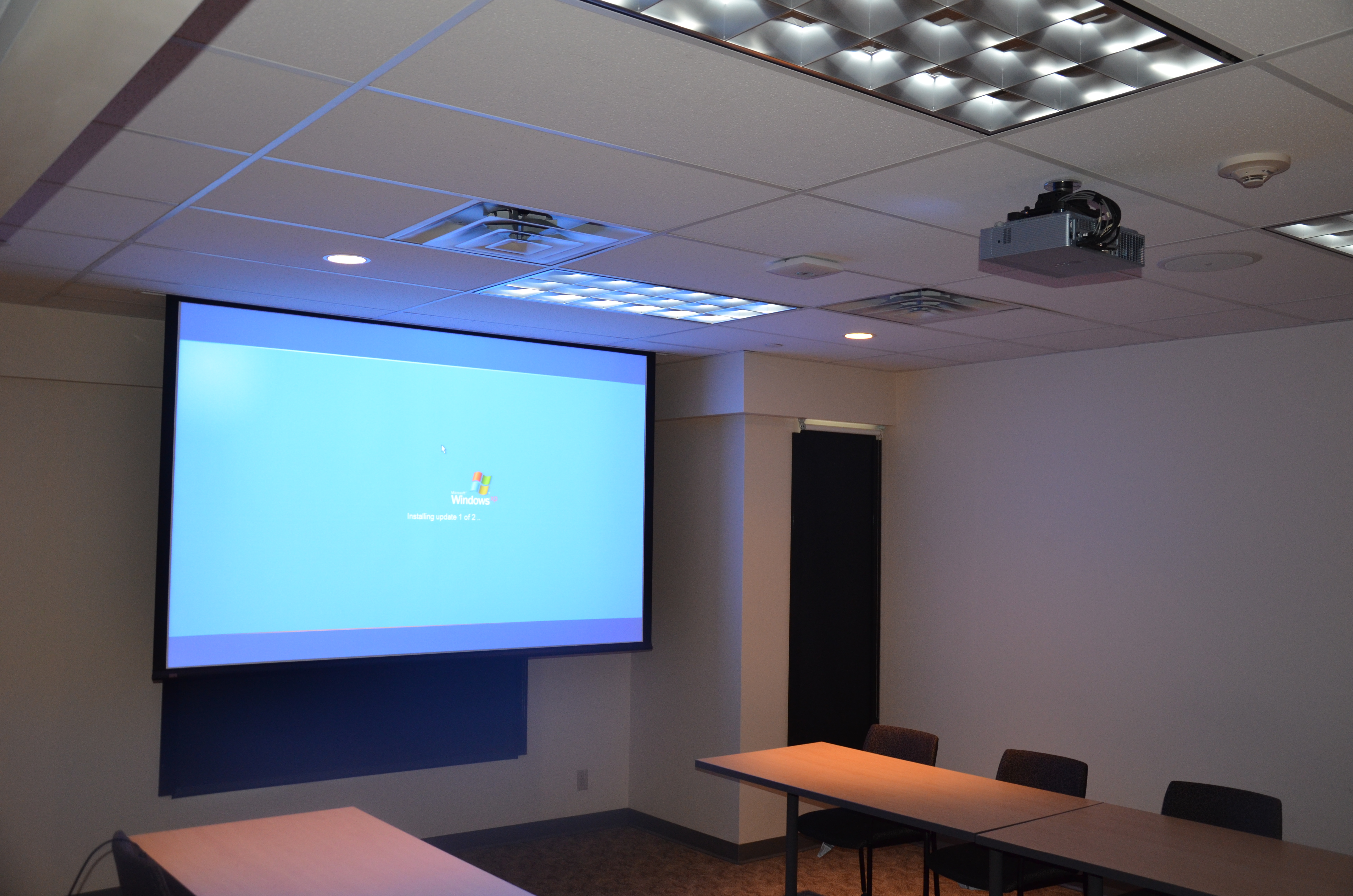 conference-room-projector