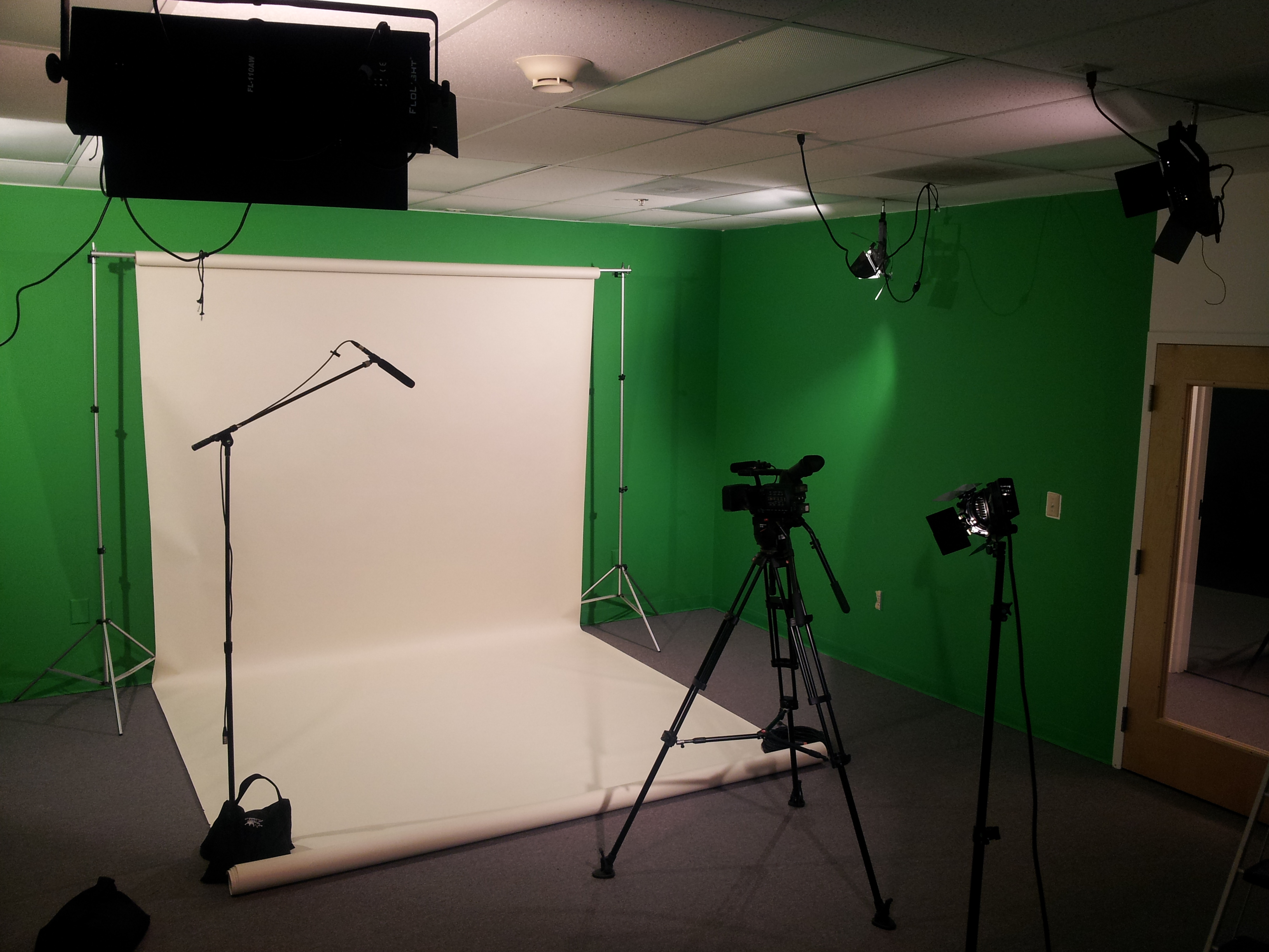 Video Production Studio for rent at Technical Video Inc. in Albany, NY
