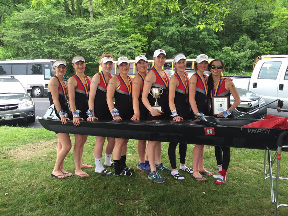 TVI Video Production showcases Niskayuna Rowing's National Championship Team