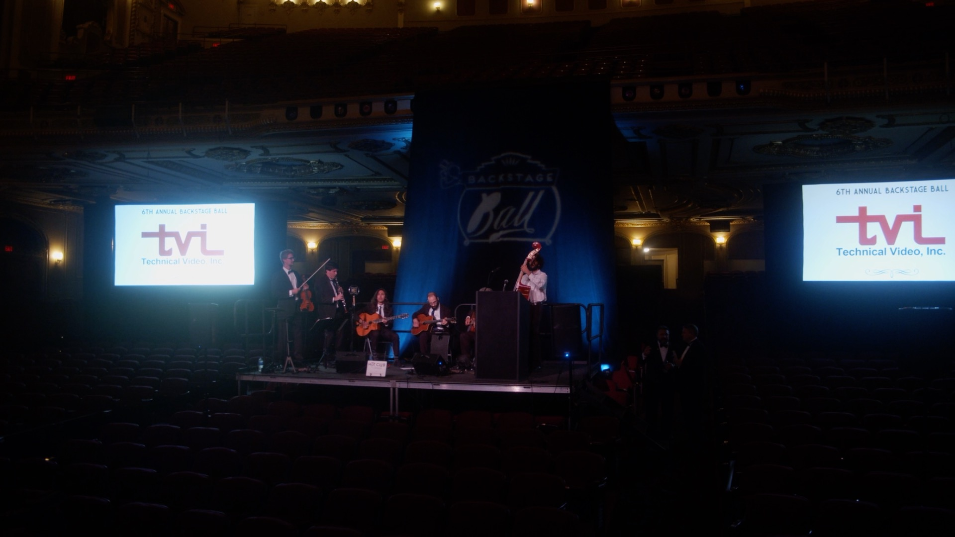 TVI helps set the stage at Palace Theatre's 6th Annual Backstage Ball